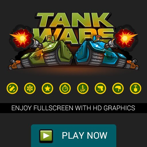 Battle of Tanks | Tank Wars Fullscreen HD Game