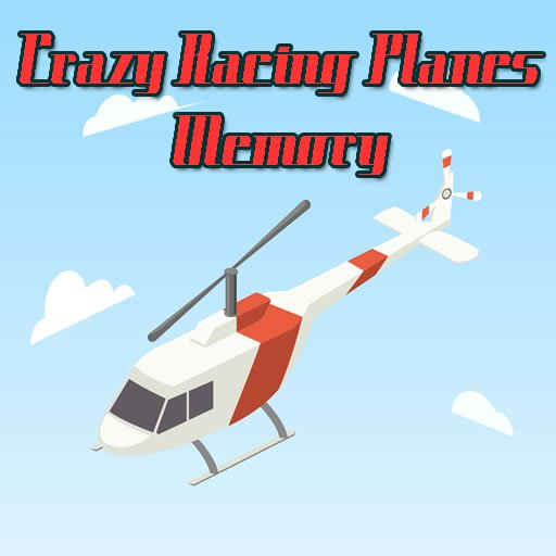 Crazing Racing Planes Memory